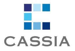 CASSIAロゴ画像:「CASSIA」とは、家を意味するスペイン語の「CASA」と、当社の親会社であるみずほリアルティOneの旧名称である「SIA」を組み合わせた造語です